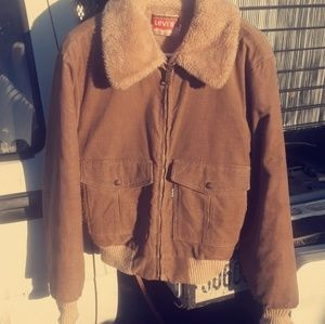 Vintage Levis Trucker Jacket